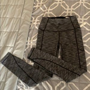 High waisted workout pants by Victoria sport!